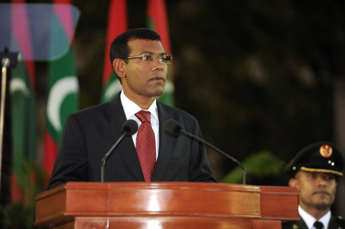 HE Mohamed Nasheed, Former President of the Maldives