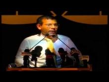President Nasheed's Speech at MDP Rally