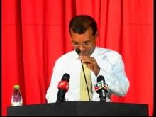 President Nasheed's Speech at Fuvahmulah MDP Rally