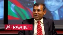 President Nasheed's Interview on Raajje TV's Falasurukhee