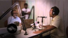 President Nasheed on 97Minivan Radio