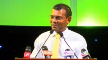 President Nasheed's Speech at MDP Rally