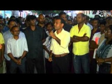 President Nasheed's Speech at MDP/JP Kammathee Meeting