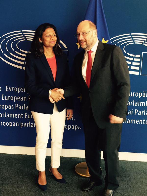 EP President